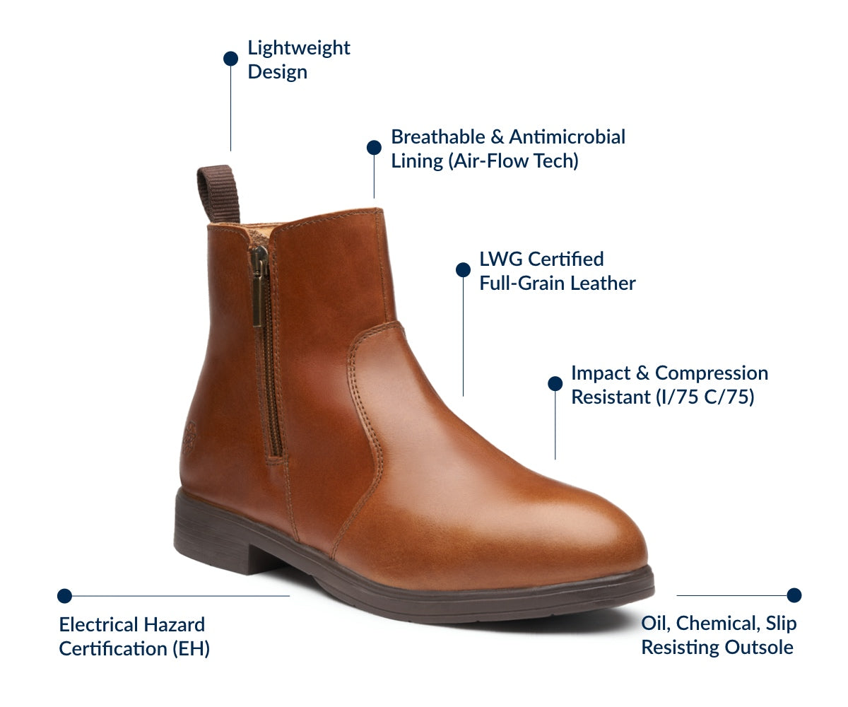 Omega Electrical Hazard Safety Boot | Features and Benefits