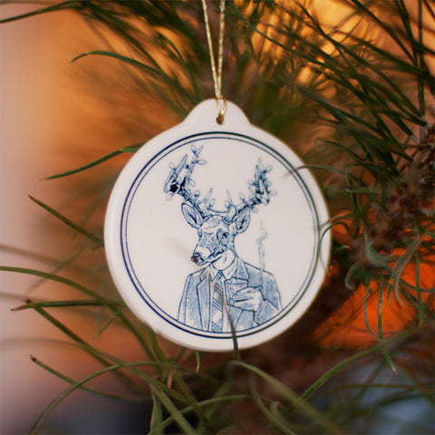 BACK IN STOCK: Non-Denominational Winter Tree Accessory