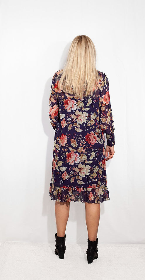 Maggie Silk Dress