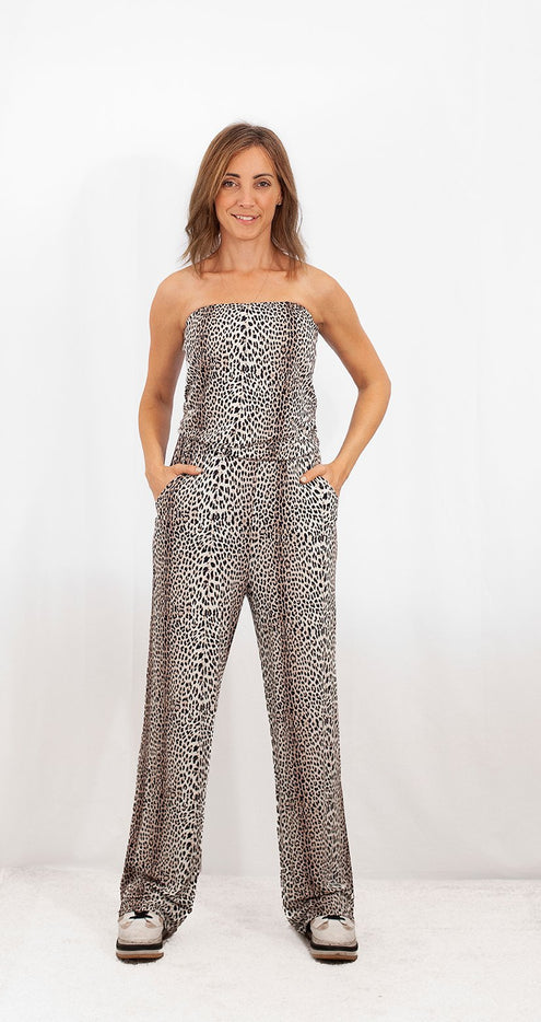 Dallas Leo Jumpsuit