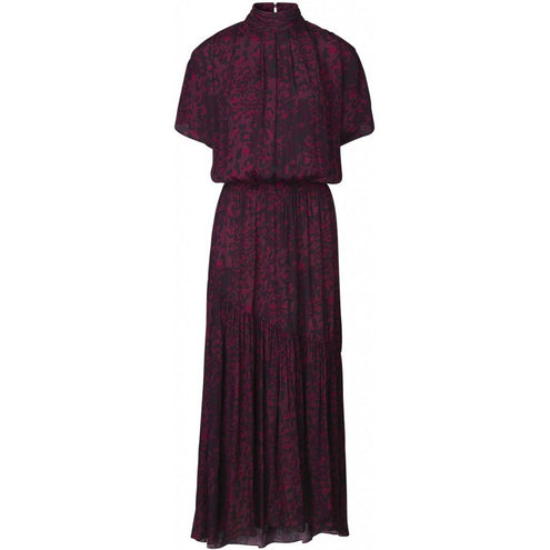 Mafalda Dress Bordeaux