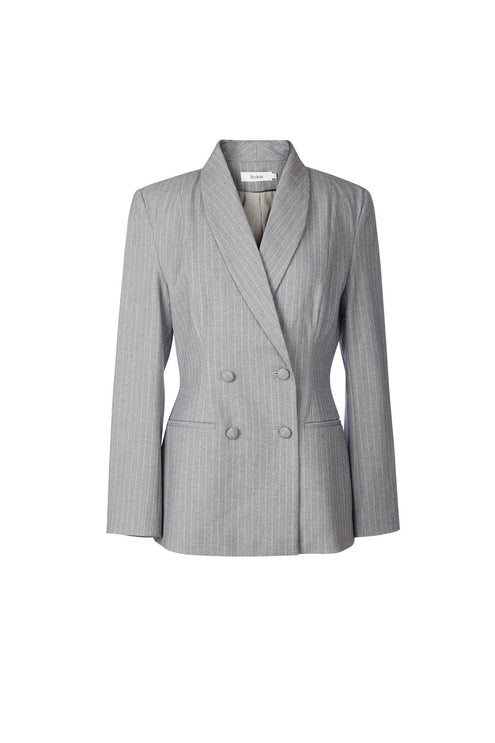 Boveney Jacket Grey