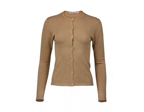 Mida Cardigan Gold