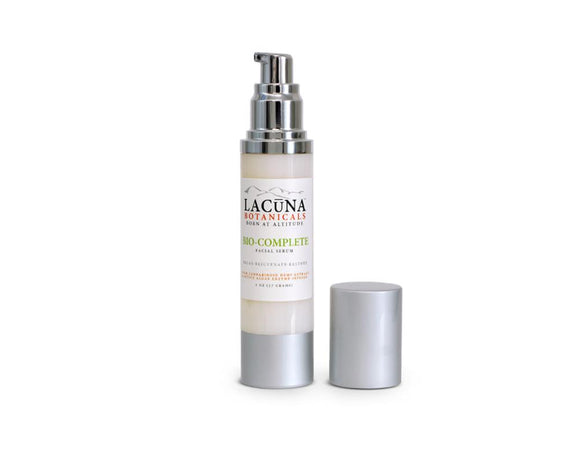 LACUNA BOTANICALS Anti-Aging Daily Facial Serum 50 ml / 1.7 oz - Hempazon.com