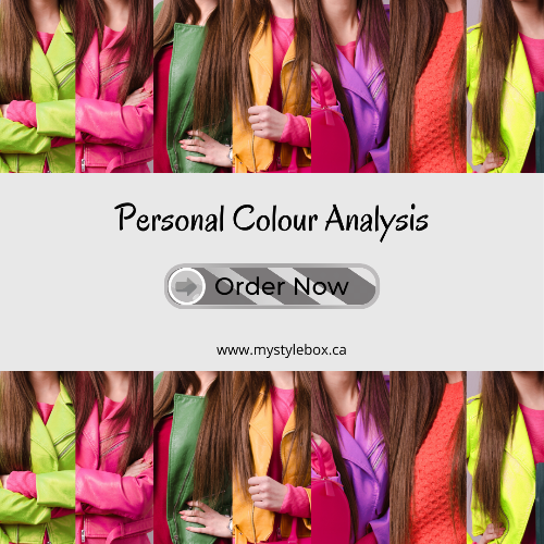 Personal Colour Analysis Service - Mystylebox