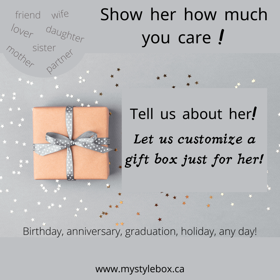 Order Your Customized Gift Box