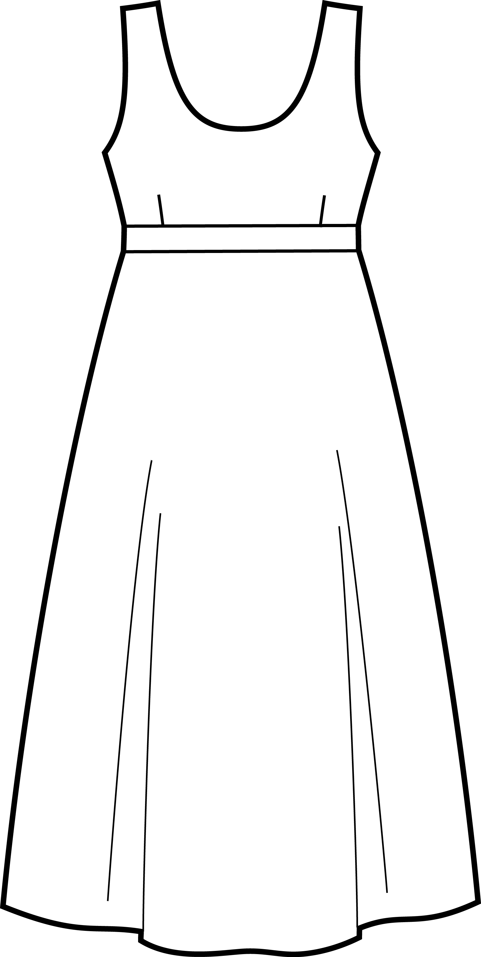 Empire Style Dress