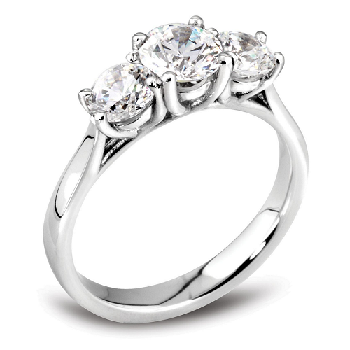 Triology Ring