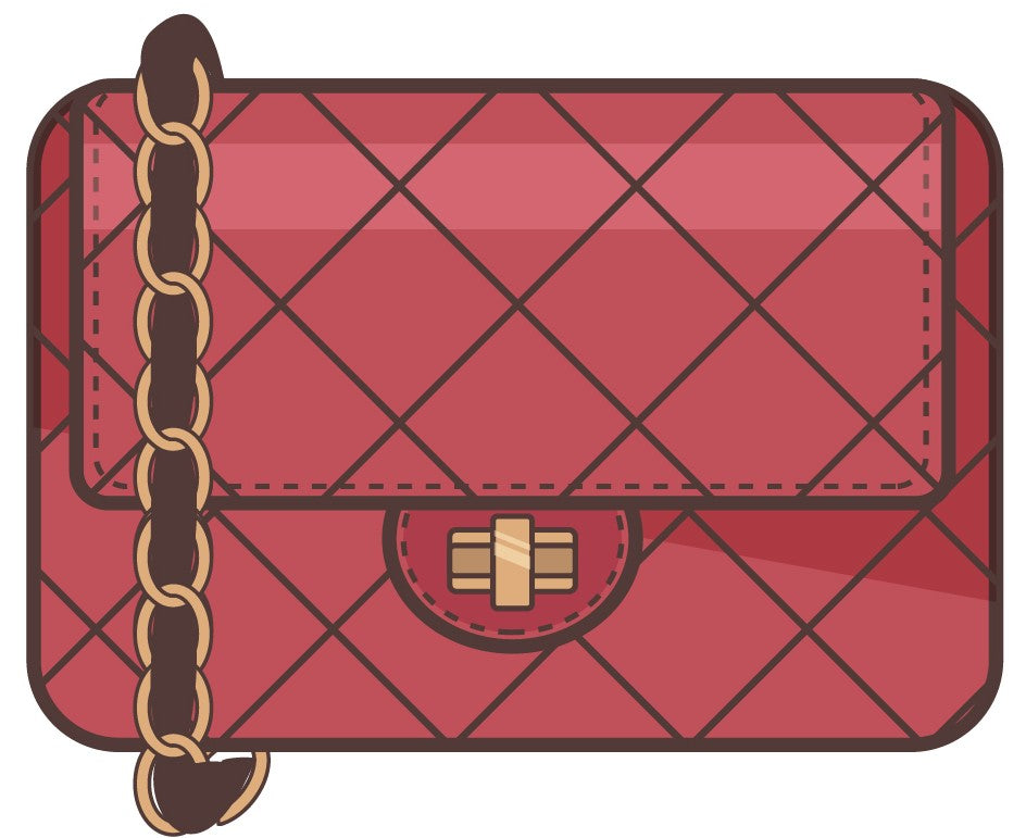Quilted Sling handbags
