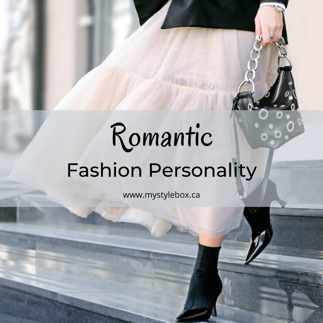 Romantic Fashion Personality
