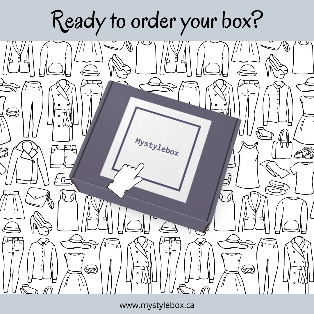Order Your Style Box