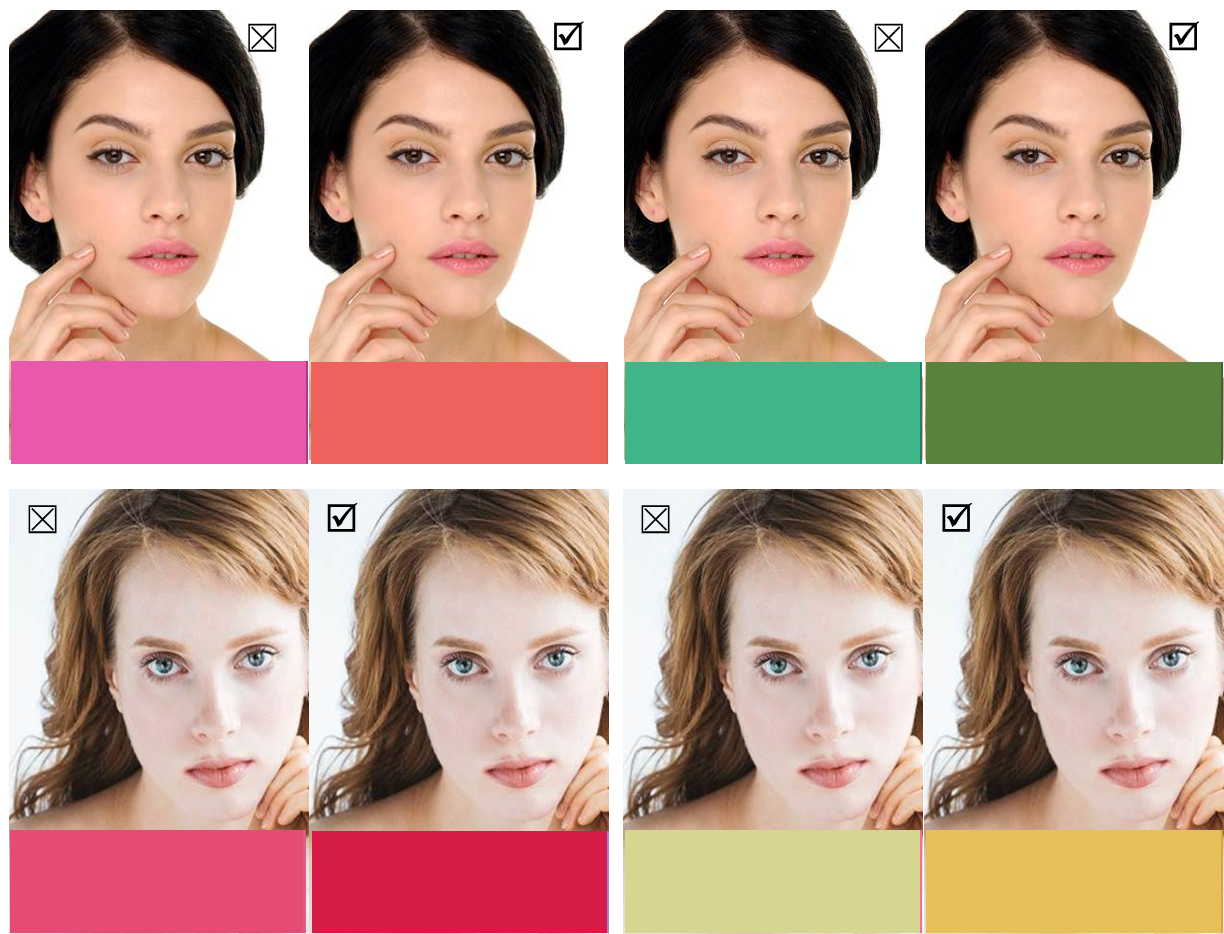 How Do Colours Affect Your Look