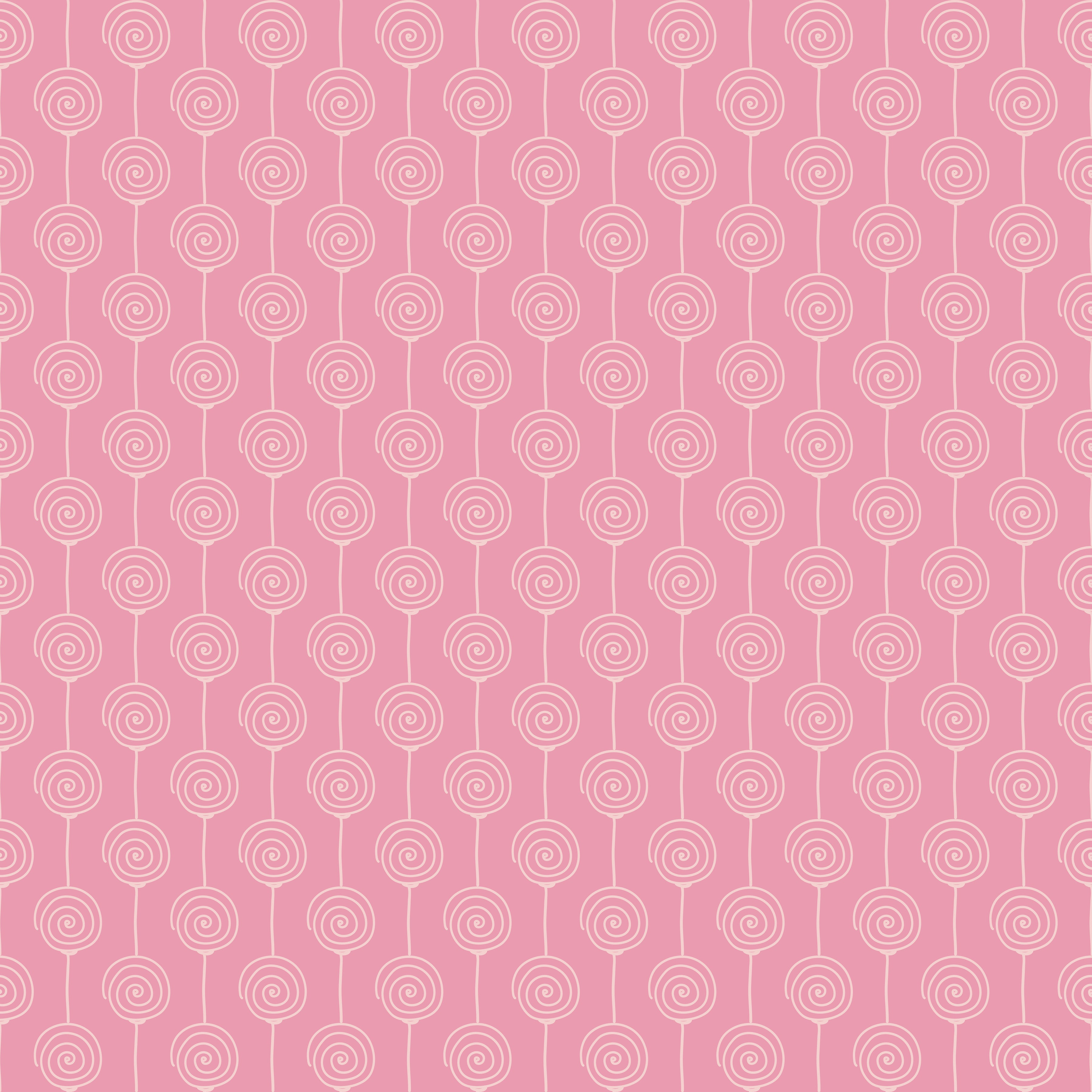 Pink Neutral Fabric Pattern