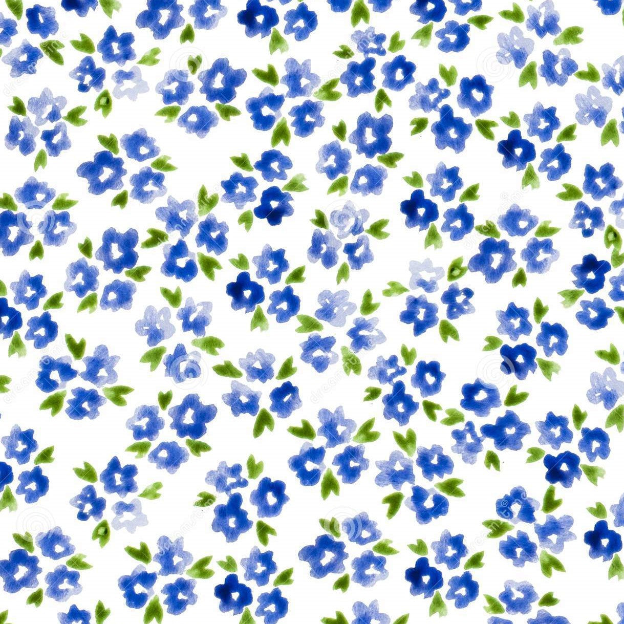 Calico Floral Pattern