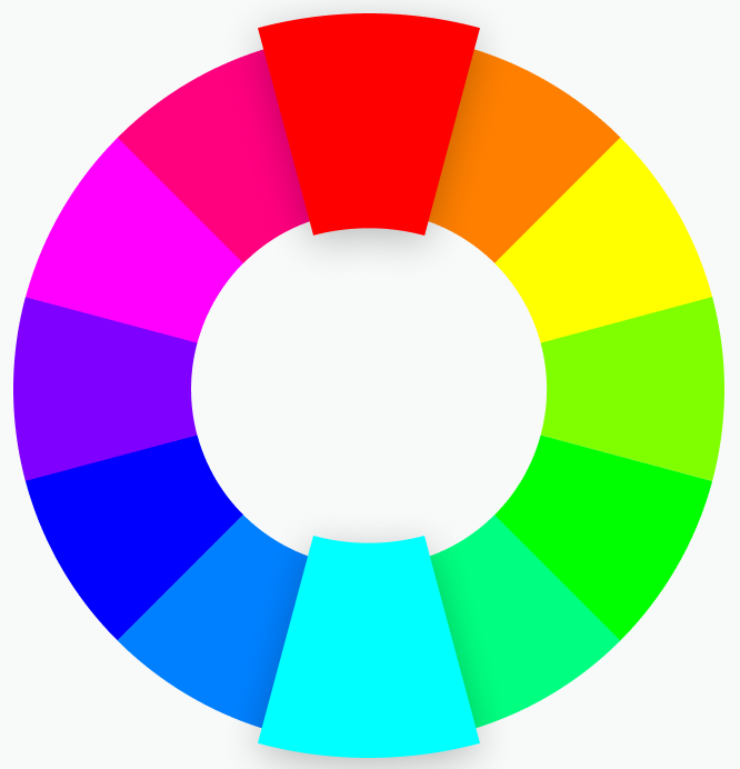 complementary colour combination