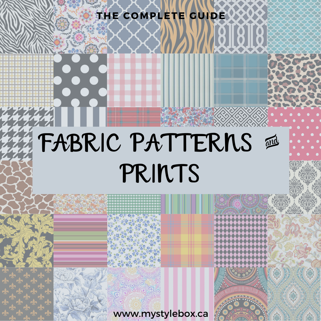 Fabric Patterns and Prints