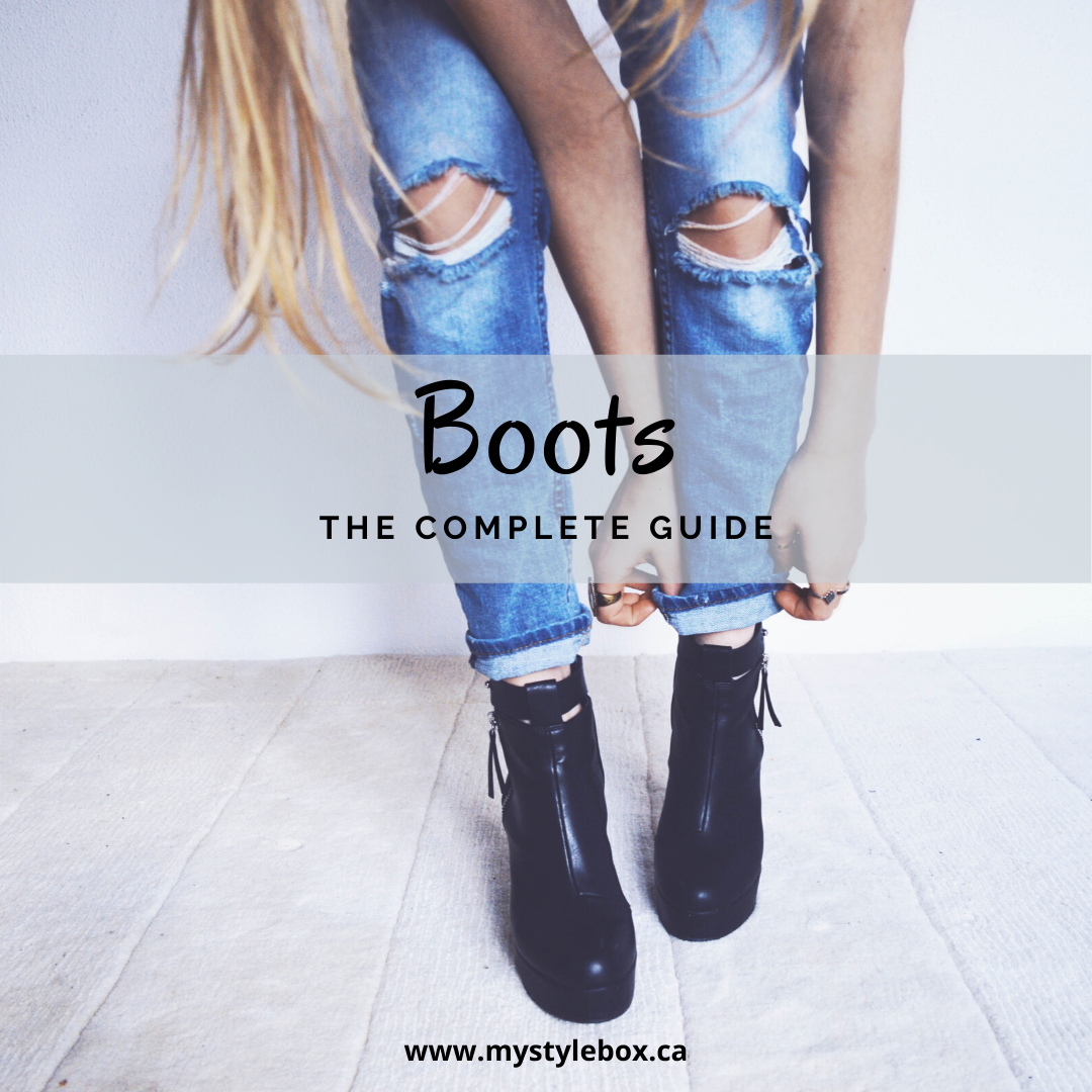 Types of Boots