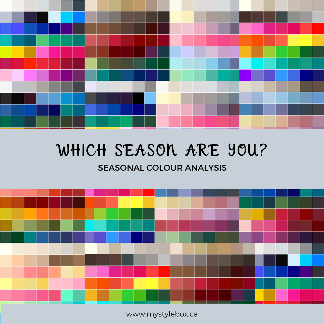 Seasonal Colour Analysis