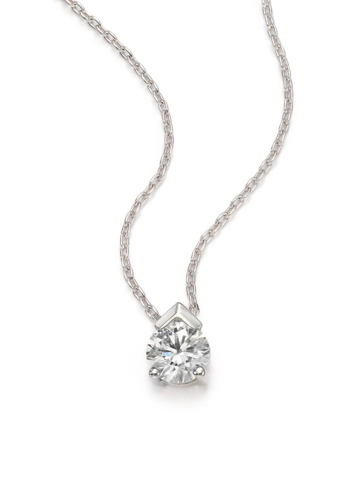Solitarie Necklace