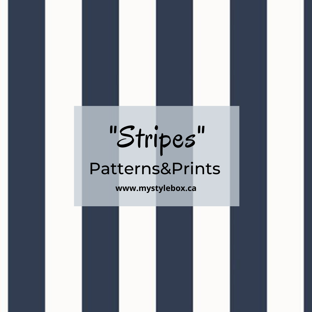 Types of Stripe Patterns and Prints
