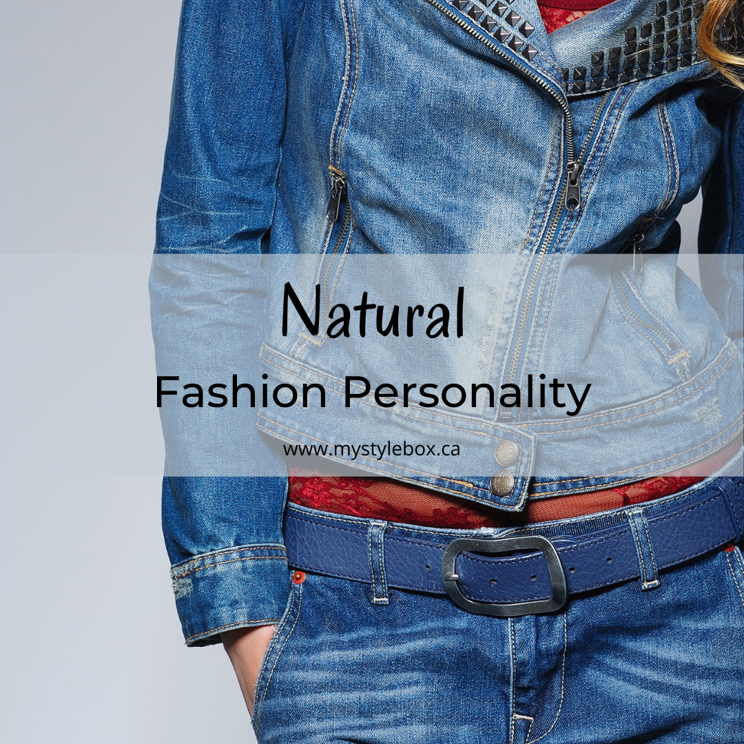 Natural Fashion Personality