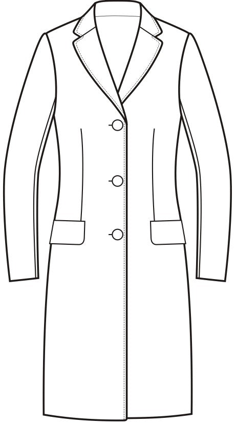 Chesterfield Style Coat