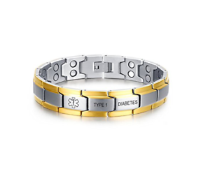 Medical or Magnetic Bracelet