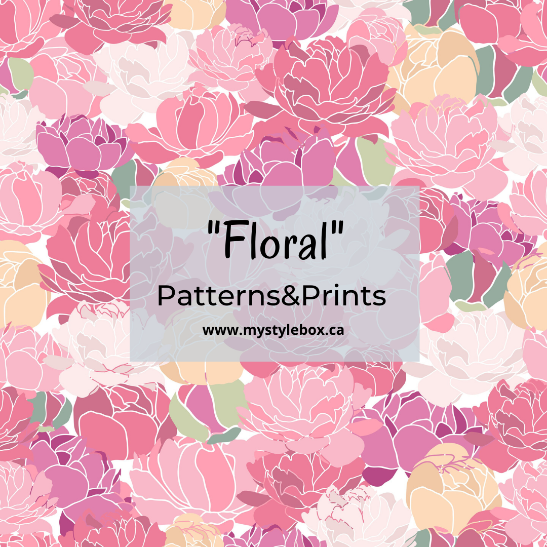Types of Floral Patterns and Prints