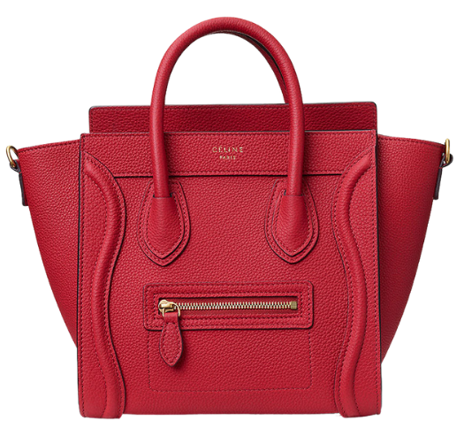 LUGGAGE TOTE by CELINE