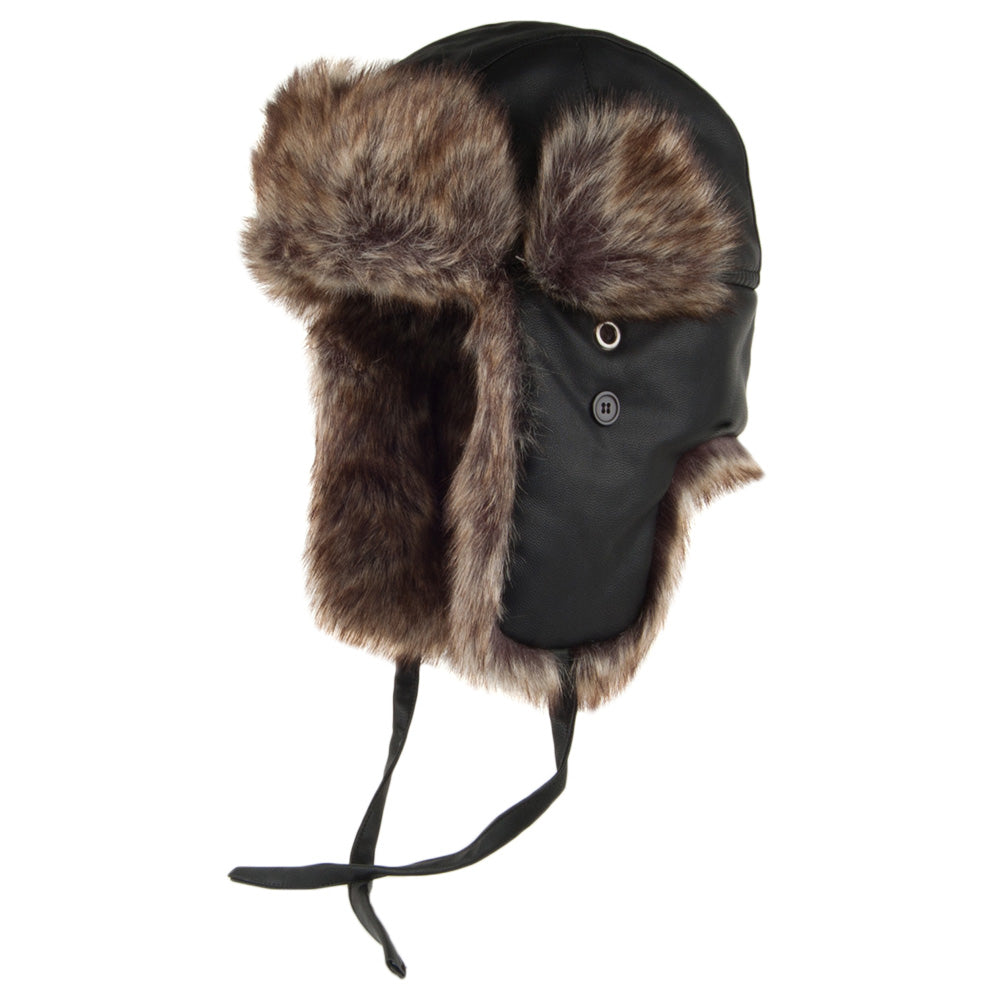 Trapper, Aviator hat, Ushanka