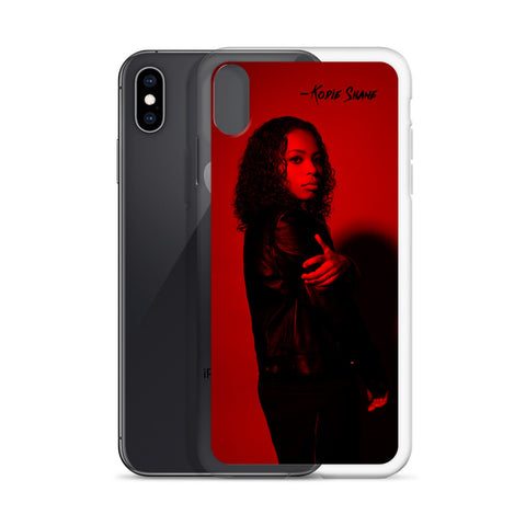 Kodie Shane Blooming Vol 1 iPhone Case