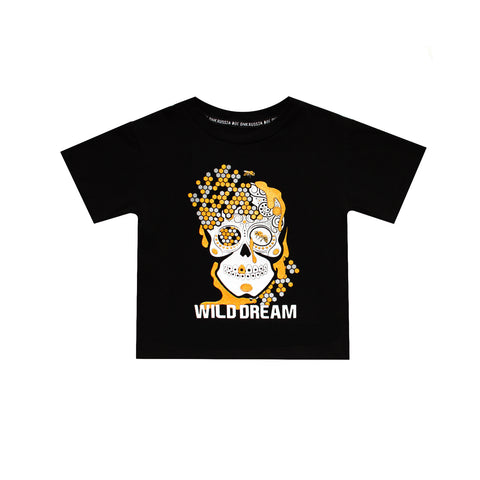 "T-Shirt ""Wild Dream"" Black"