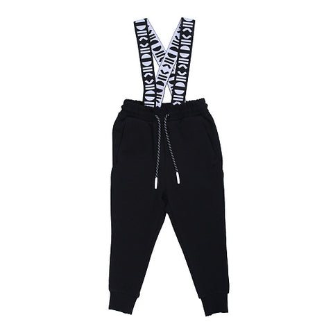 "Trousers ""Boss"" with suspenders"