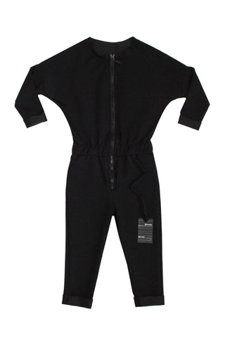 Onesie Total Black