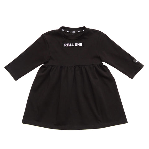 "Dress ""Real One"" Black"