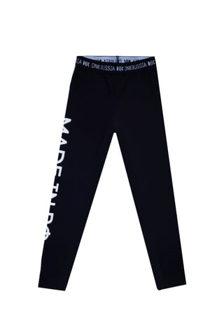 "Leggings ""Made in RF"" Black"