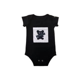 "Bodysuit  ""No Signal Censored"" Black"