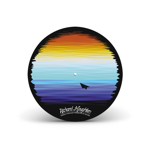 (SVR) Sailing Through Rainbows of Sound Felt Slipmat
