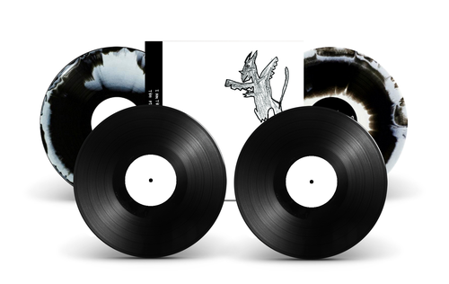 (SVR13) Menomena - I Am The Fun Blame Monster! // Limited Edition of 10 Test Pressing Bundles