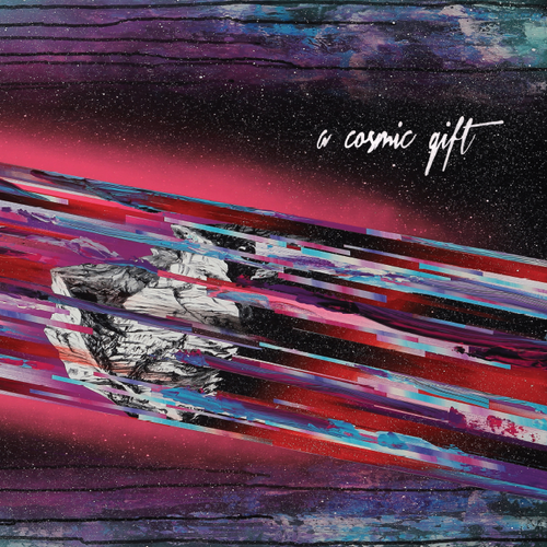 (SVR08) A Cosmic Gift - Hologram // Limited Edition of 300 Black Vinyl LP / Holographic Etchings