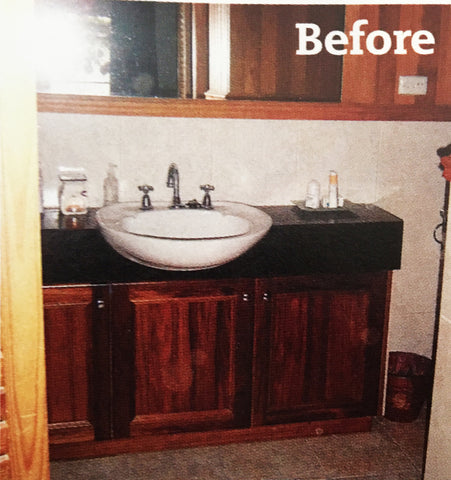 Bathroom renovation DIY Bathroom Sink