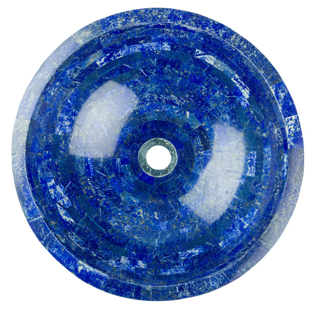 Lapis lazuli vessel  BATHROOM SINK - Unique Sinks