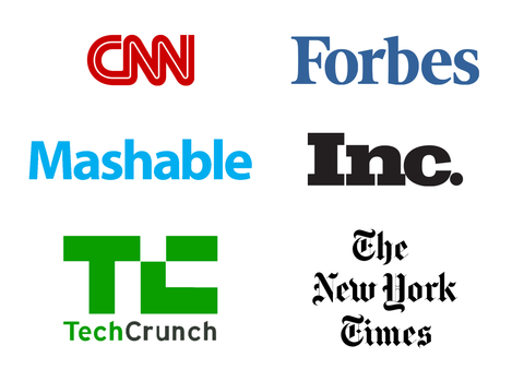 CNN, Forbes, Mashable, Inc. TechCrunch, The New York Times Featured Motion Sickness Glasses