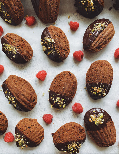 Special Chocolate French Madeleines