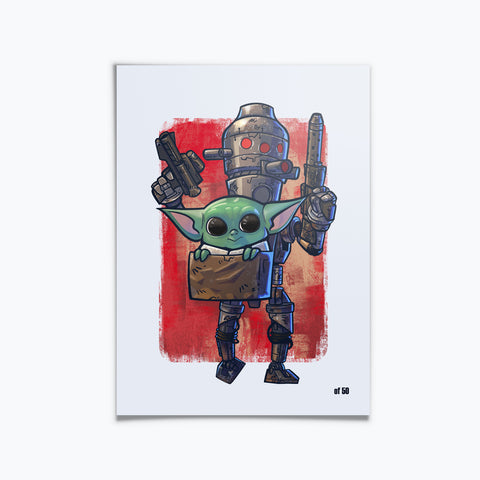 Nurse Bot - Limited Edition