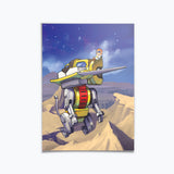 SuperMini Cards Wave 03 - Lion Bots