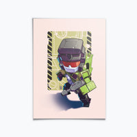 SuperMini Cards Series 4
