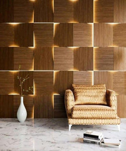 Wooden Wall Panel Decor