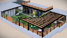 Load image into Gallery viewer, Balcony Garden Design