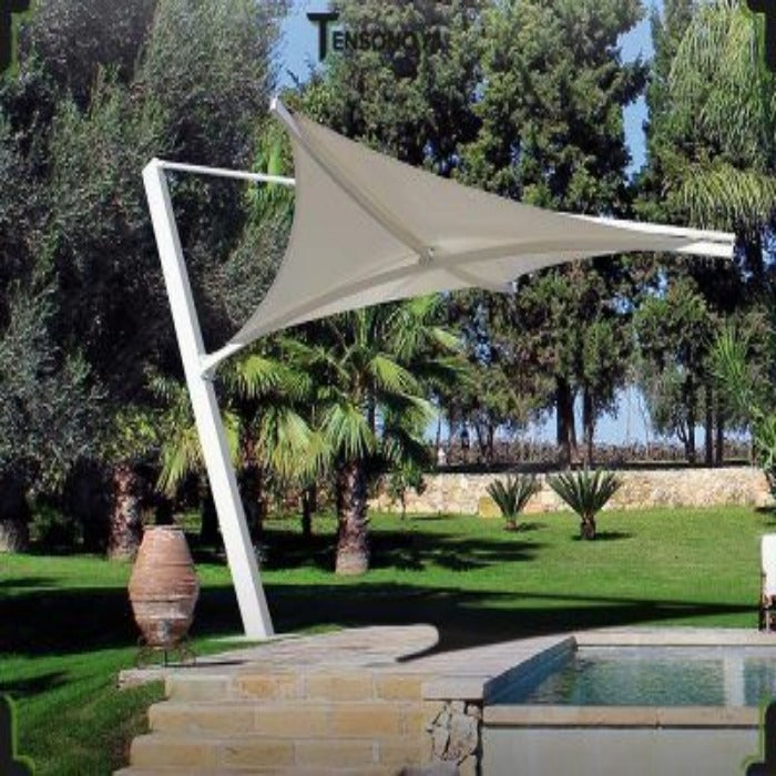 Tensile Structure And Umbrella